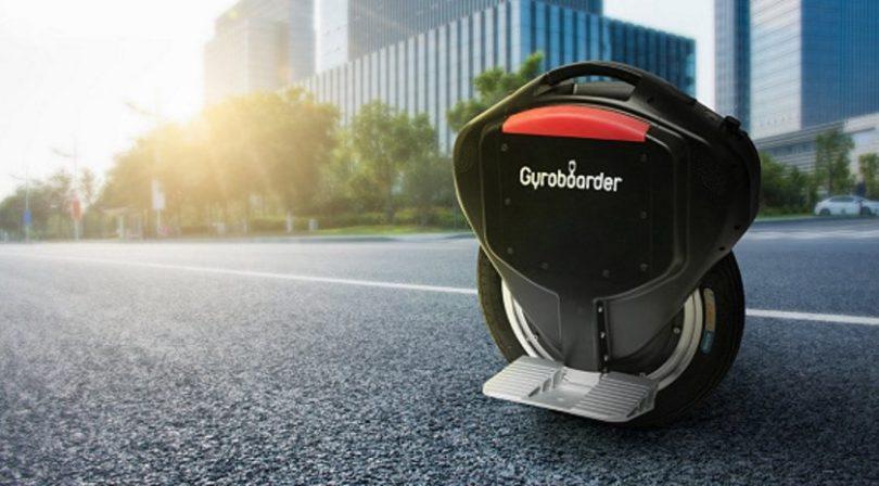 Gyroboarder