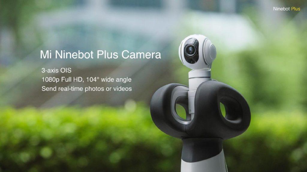 Mi Ninebot camera
