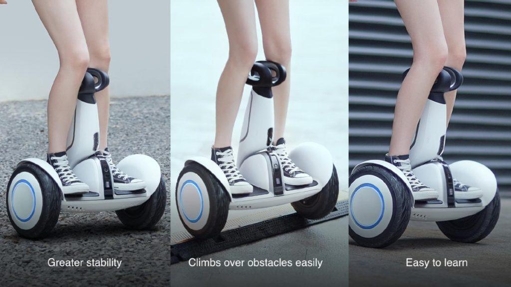 Ninebot plus avantages