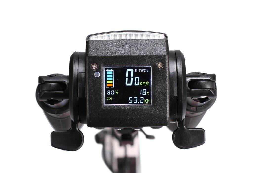 Etwow S2 Booster Plus Compteur LCD