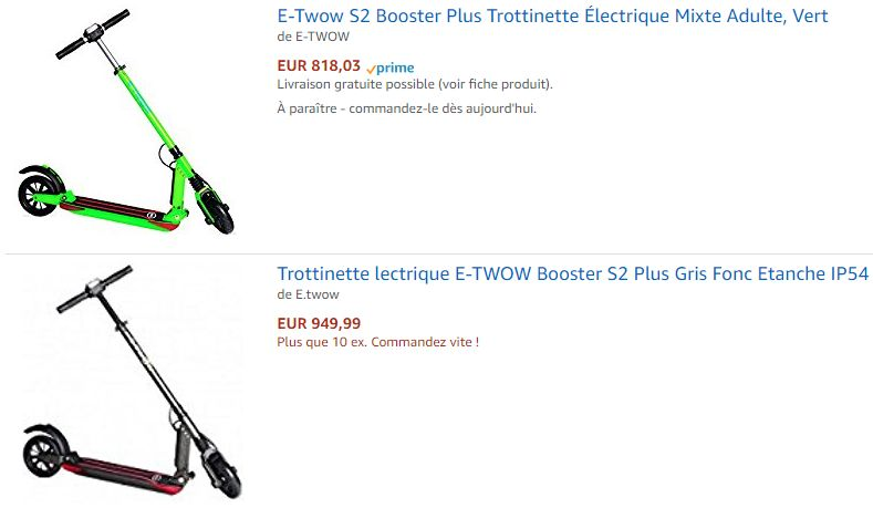 etwow sur amazon