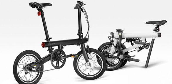 Xiaomi lance son vélo électrique pliant en France