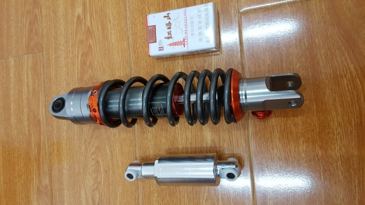 suspension dualtron x