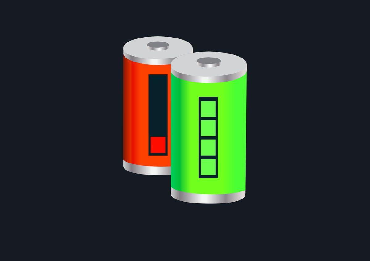 visuel batterie