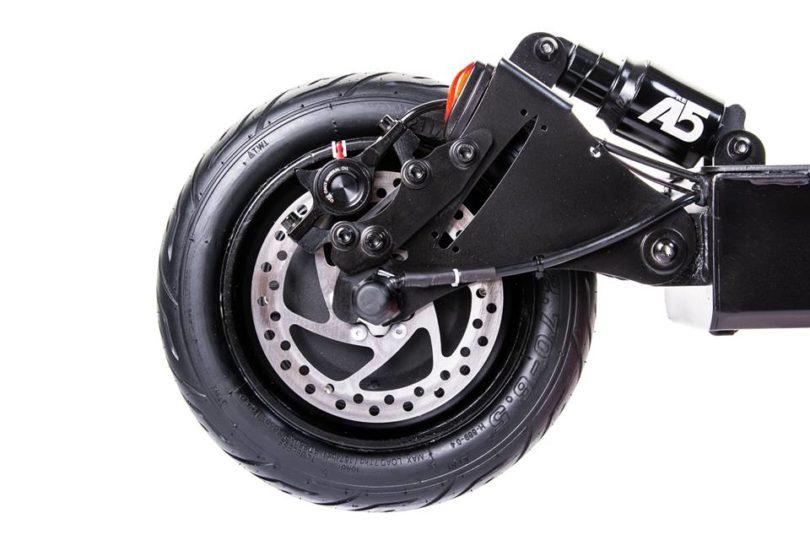 Izirod 2 roue arrière
