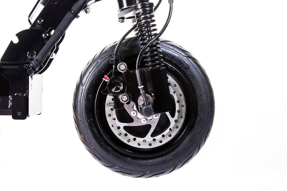 Izirod 2 roue avant
