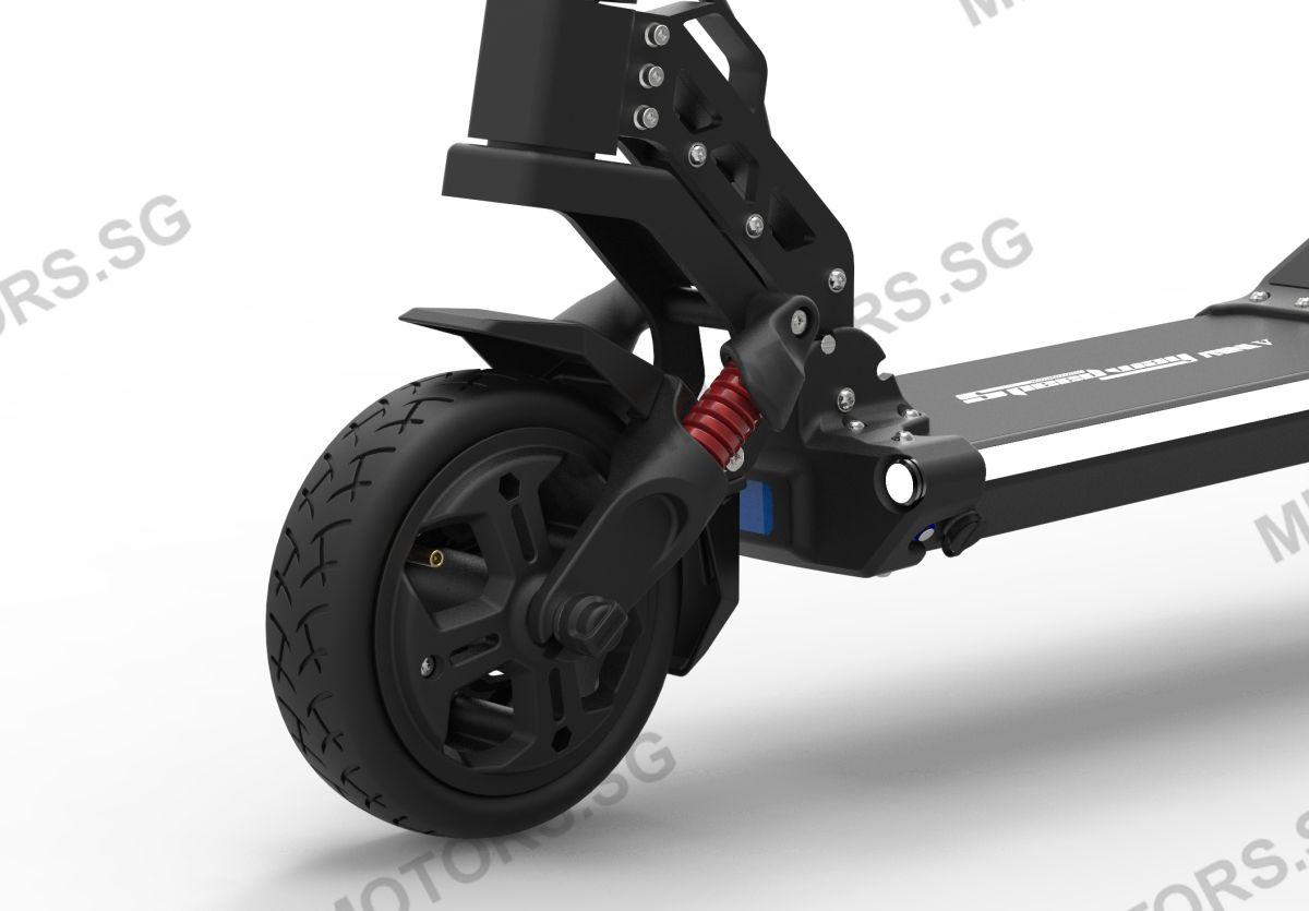 Speedway Mini V Minimotors roue avant