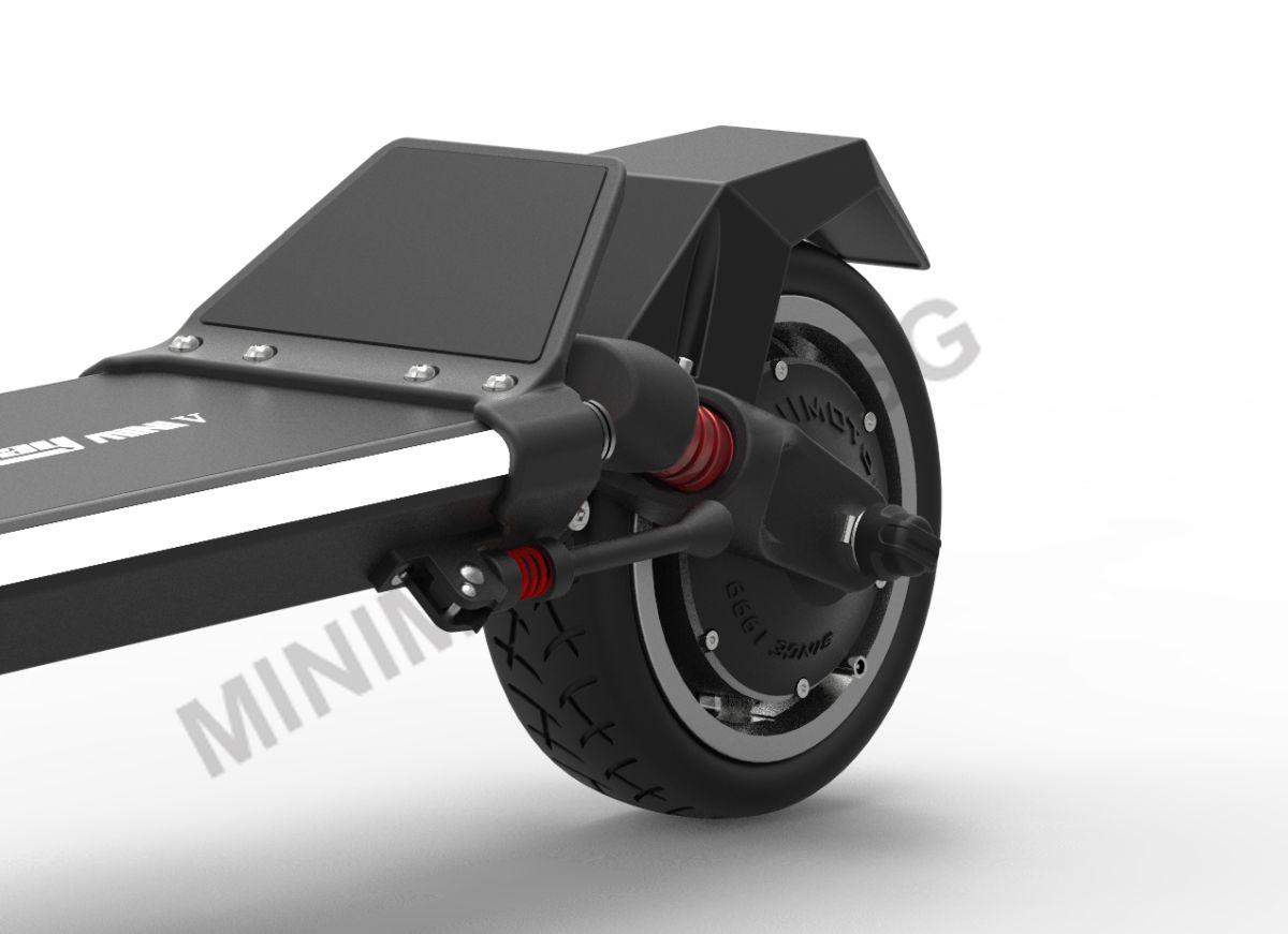Speedway Mini V Minimotors détail roue arrière