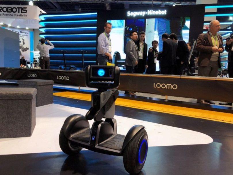 segway robotics loomo