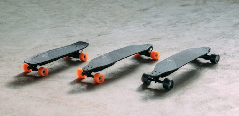 Boosted Boards Mini, Plus et Stealth
