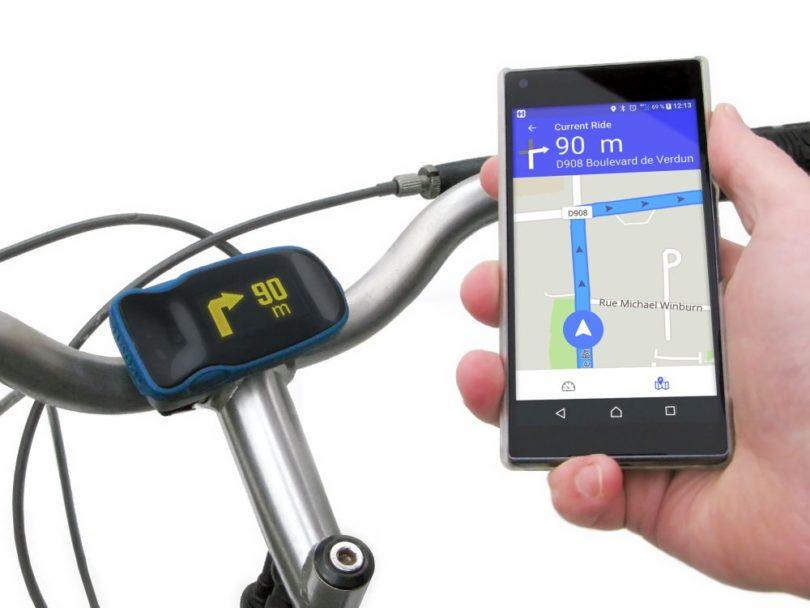 haiku bike gps vélo trottinette électrique