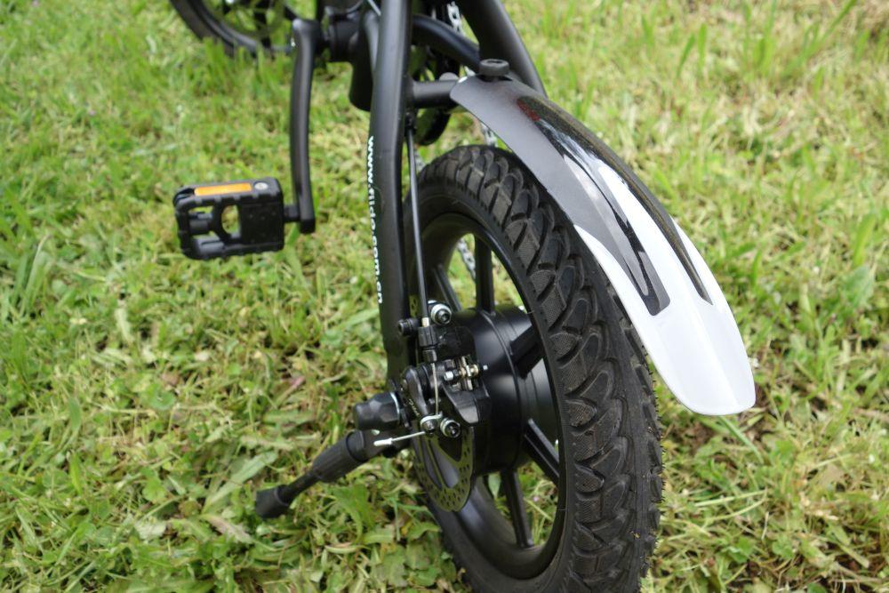 Garde boue vélo électrique Fiido D1