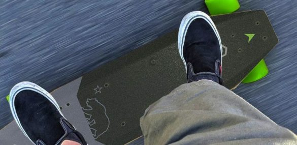 Un Skate électrique «Acton from Xiaomi Youpin» ?