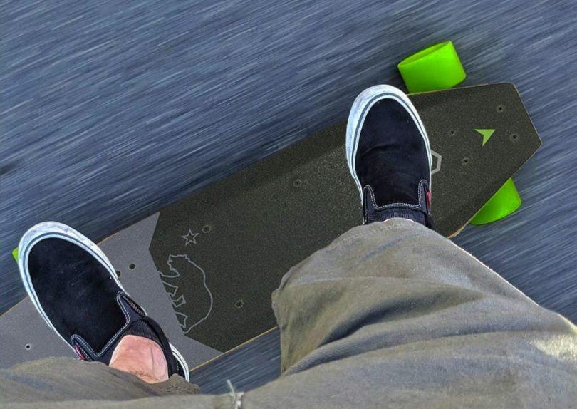 Acton Blink Xiaomi Youpin skateboard électrique