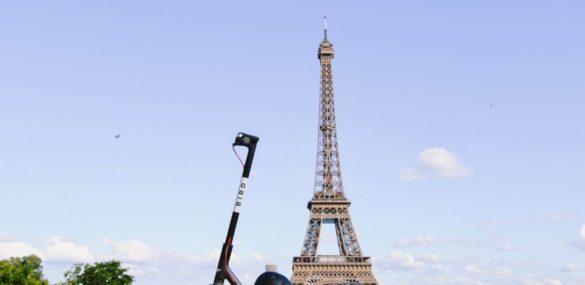 Bird lance ses trottinettes électriques en libre service à Paris