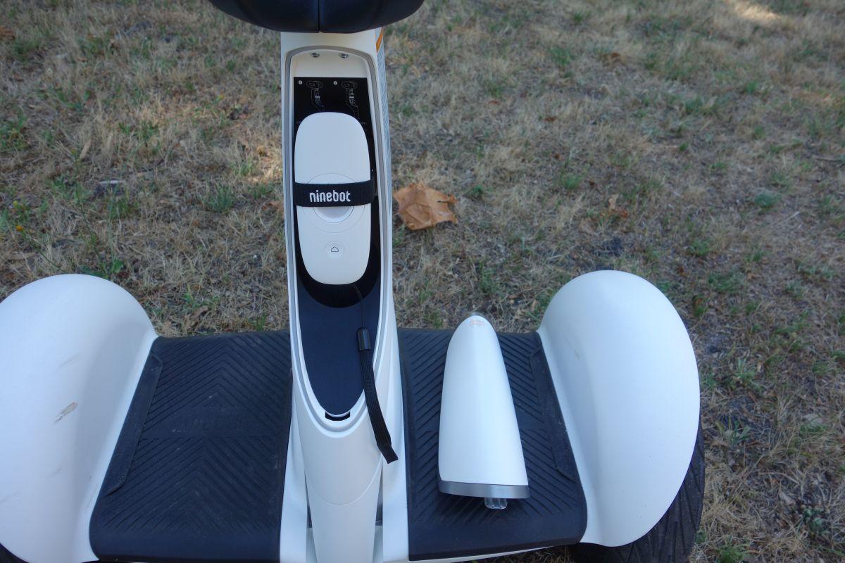 Ninebot Mini Plus télécommande et coffre
