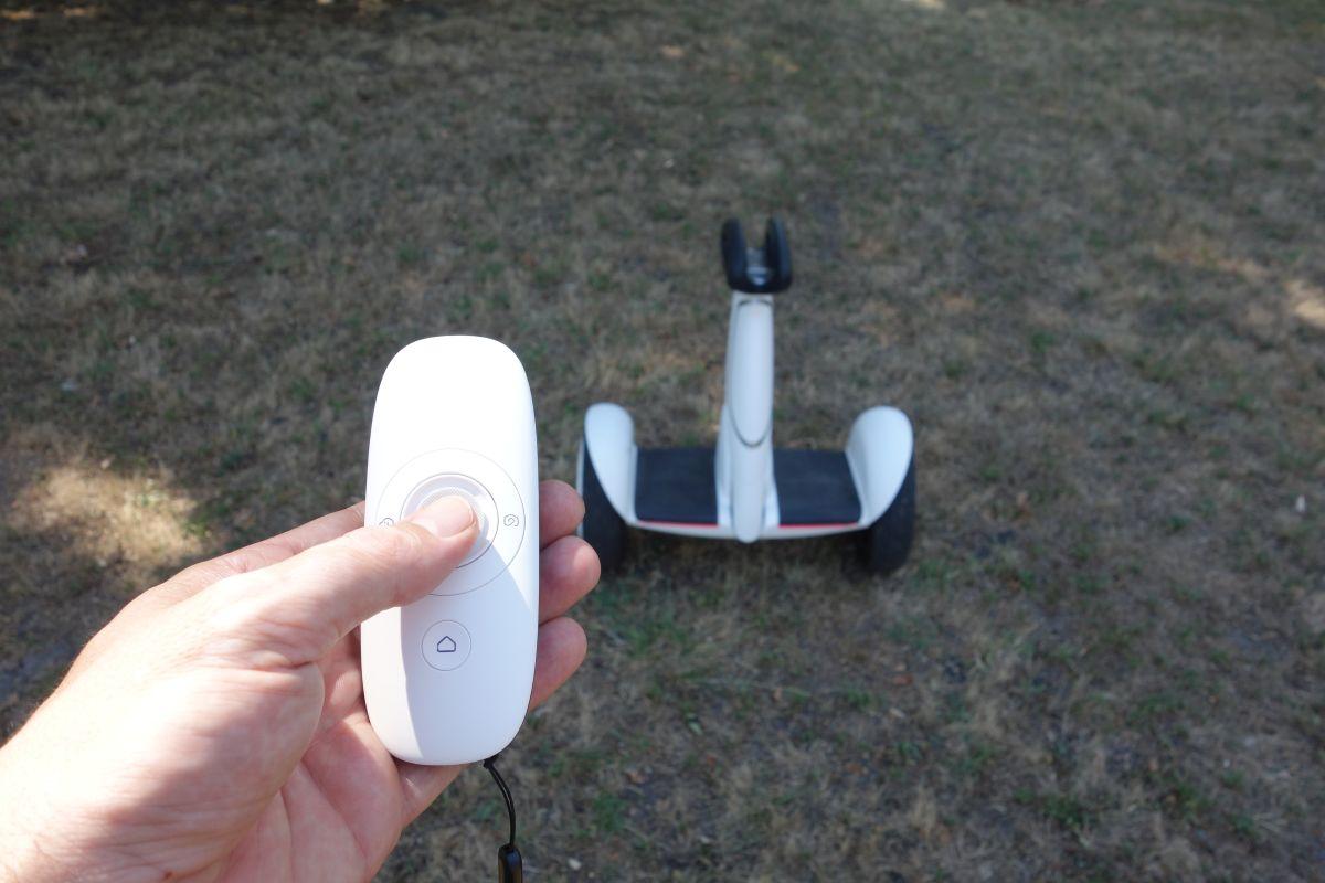 Ninebot Mini Plus télécommande