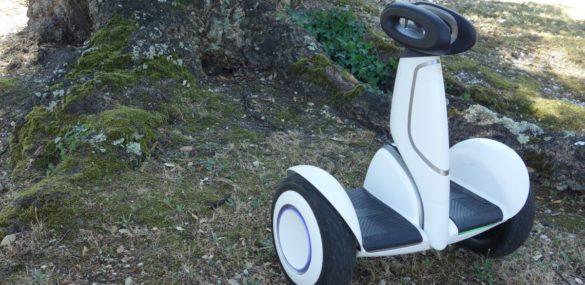 Ninebot Mini Plus : le gyropode en test