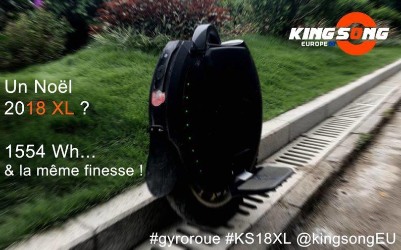 annonce KS-18XL