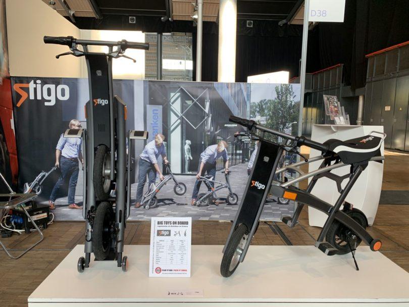scooter électrique Stigo