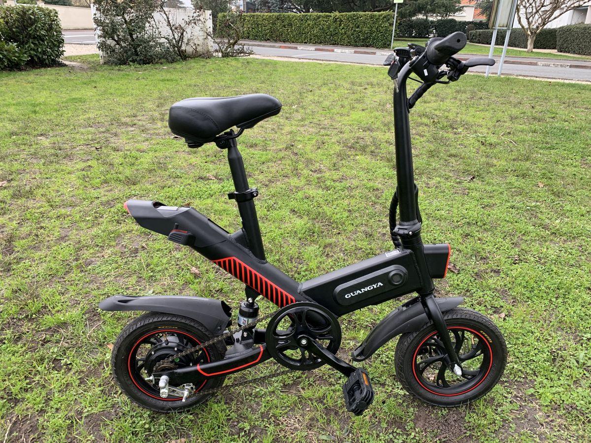 vélo Guangya Y1