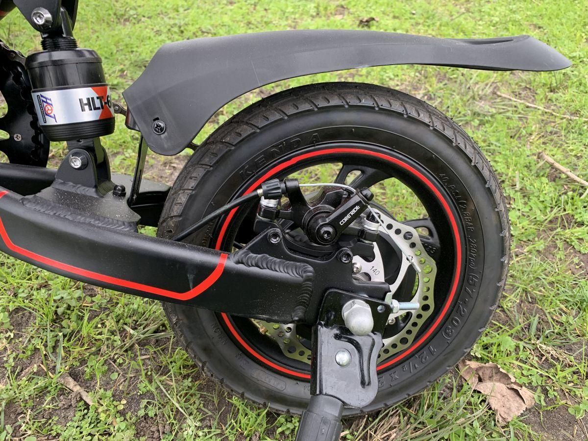 vélo Guangya Y1 frein à disque et béquille