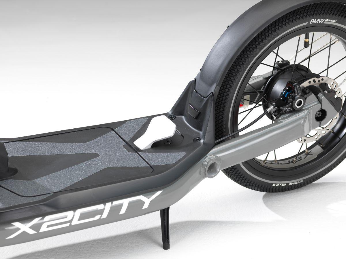 BMW X2city roue arrière
