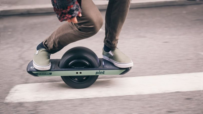 Onewheel Pint en action
