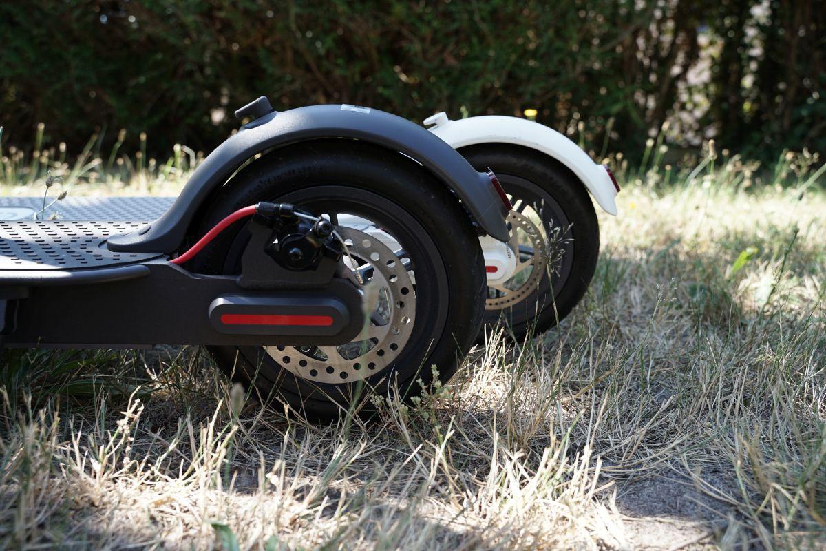 roue arrière M365 Pro