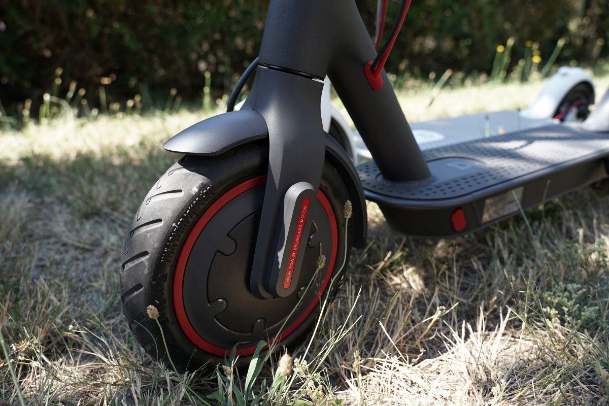 roue avant m365 pro
