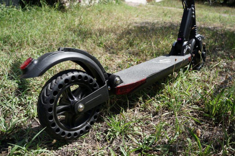 roue arrière et deck kugoo s1 pro