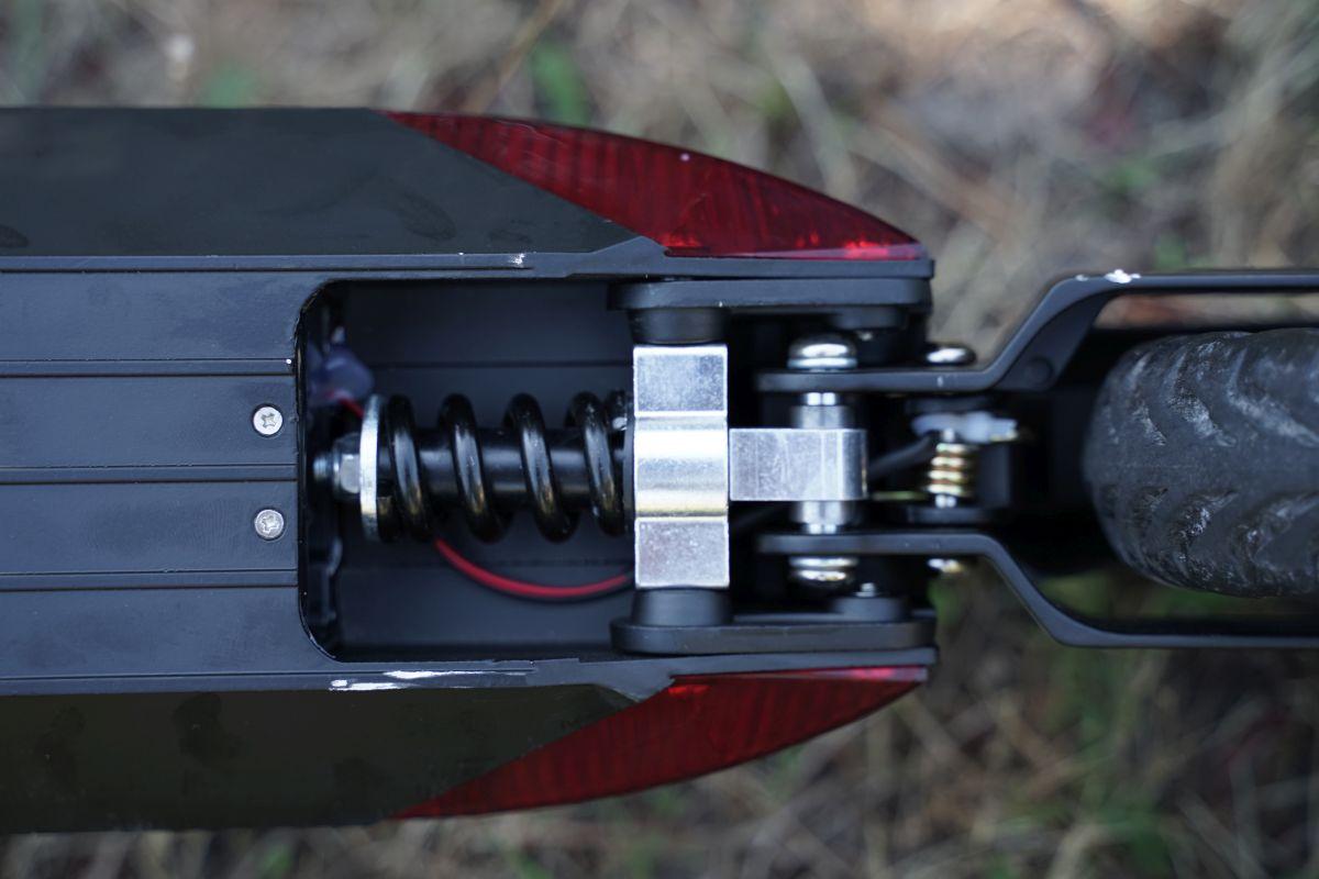 kugoo s1 pro suspension arrière