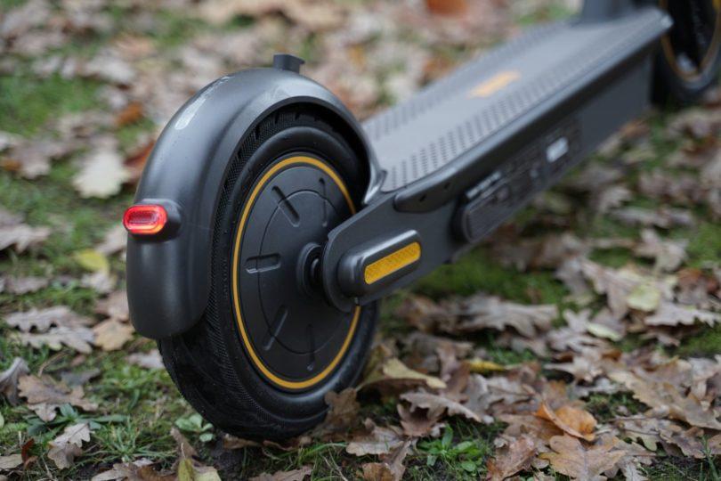 Ninebot Max G30 roue arrière moteur