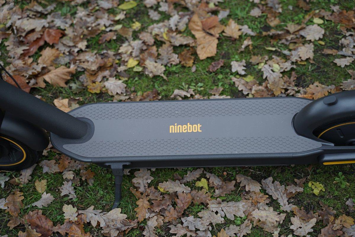 deck trottinette électrique Ninebot Max G30