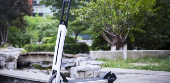 Segway Air T15 : la trottinette à assistance électrique