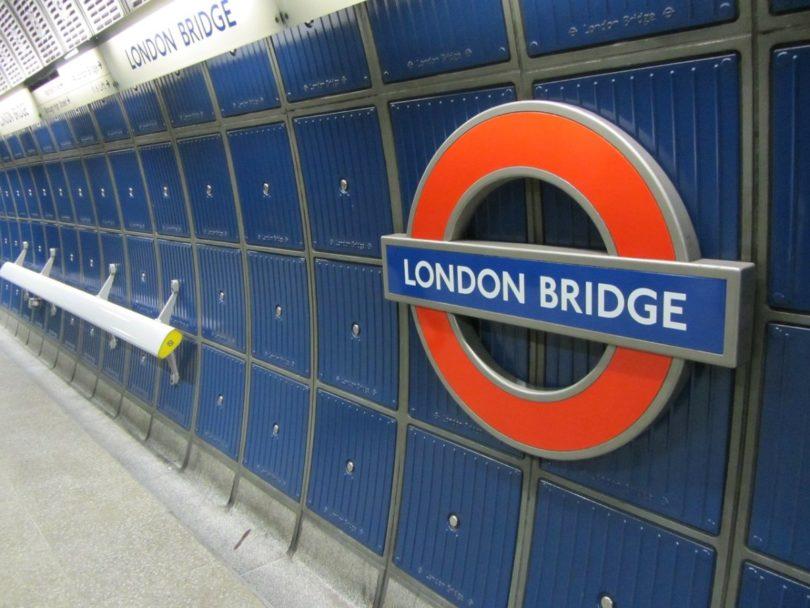 métro london bridge
