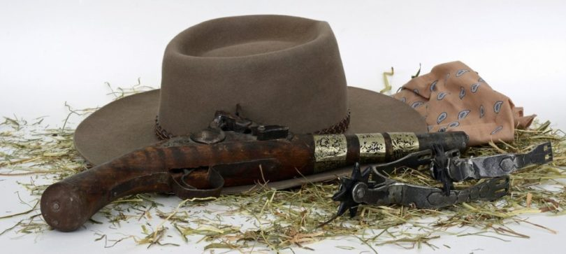 gun cowboy