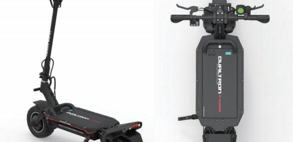 Dualtron Storm : Minimotors muscle sa trottinette vedette