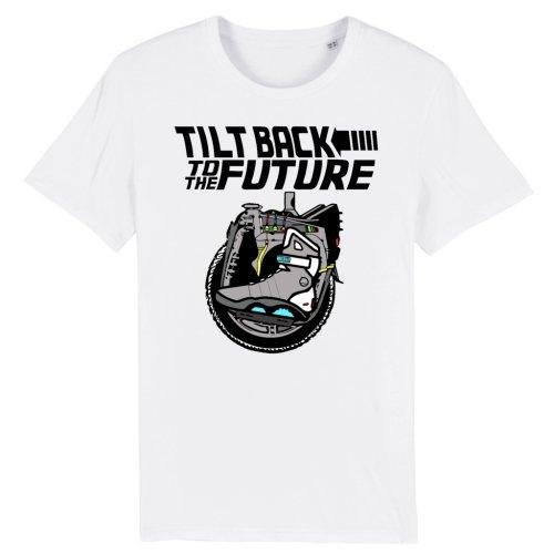 tee shirt tilt back