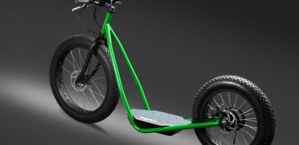 Vinghen Ti1 : le mélange vélo trott ne prend pas