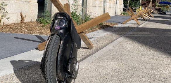 Essai Inmotion V11 : la suspension est-elle l'avenir de la roue ?