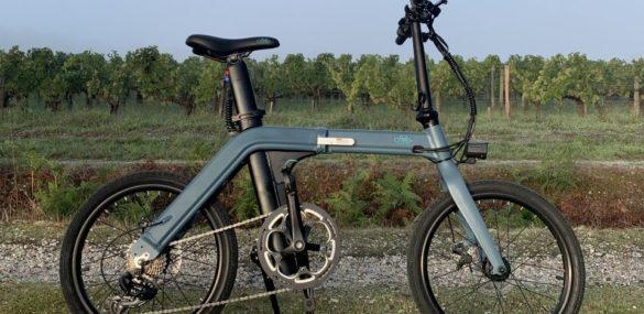 Test Fiido D11: le vélo pliant justifie-t-il sa montée en gamme?